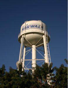 norwalk water tower