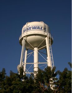 norwalk water tower